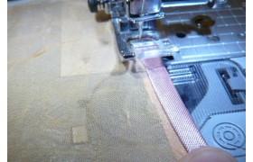 Обработка Тюля