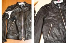 Ремонт куртки
